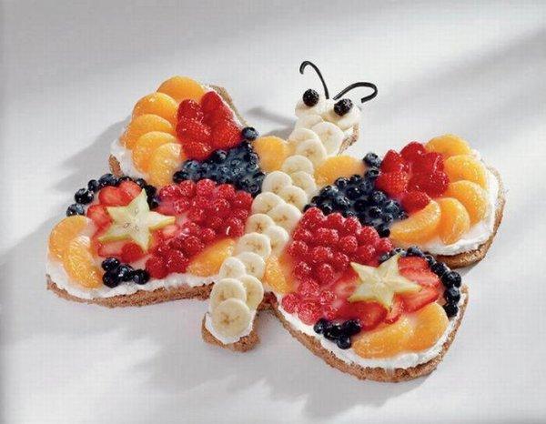 Un délicieux papillon