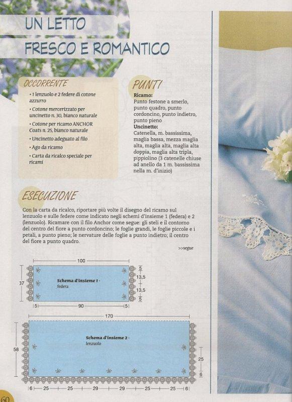 Tres belle parure de lit
