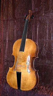 Ancêtre de la contrebasse : le violone