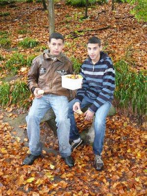 El Hussein et Youssef