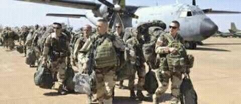 COMORES : La force française actuellement déployée à Moroni.