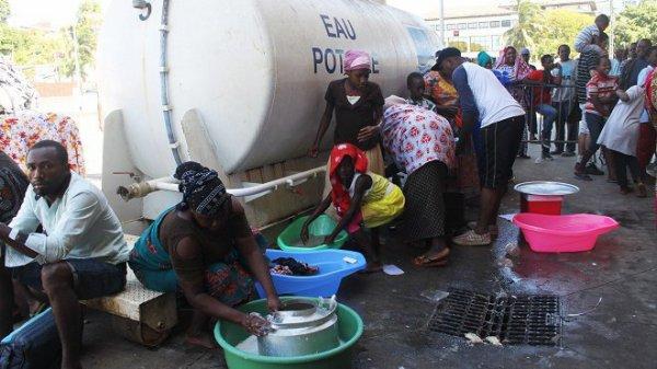 COMORES : Un génocide sur l'ile Comorienne de Mayotte sous leurs yeux bienveillant...