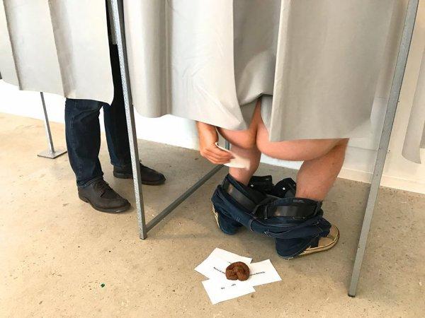 ELECTION PRESIDENTIELLE FRANCAISE...