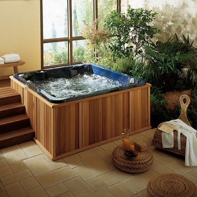salle de bain spa carrelage parquet salle de bain carrelage bois meuble de salle de bain. Black Bedroom Furniture Sets. Home Design Ideas