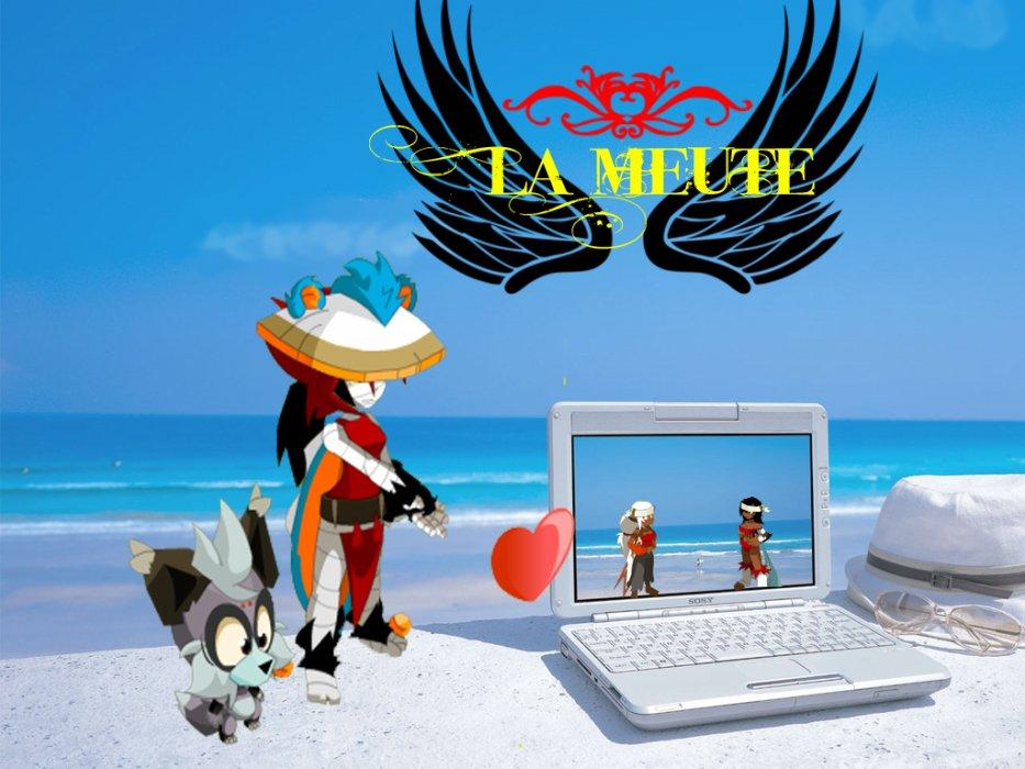Blog de La-meute, une team de personnages joué sur le serveur Rykke-errel de Dofus.