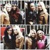 Les filles à N.Y today <3 #Mixerement