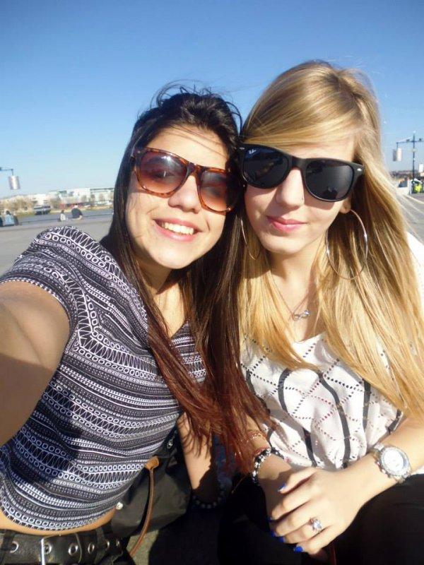 Agnès et moi