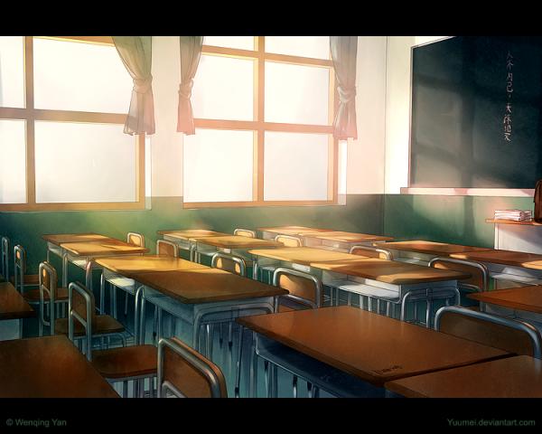 Les lieux et l'école
