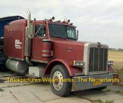 Peterbilt 378 Haarlem, The Netherlands - American Trucks