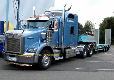 kenworth t800 bogaert quaedypre france american trucks camions us. Black Bedroom Furniture Sets. Home Design Ideas