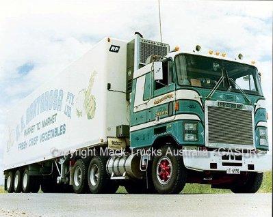 Net Direct Trucks >> Mack Cruiseliner Santarosa, Australia - American Trucks ...