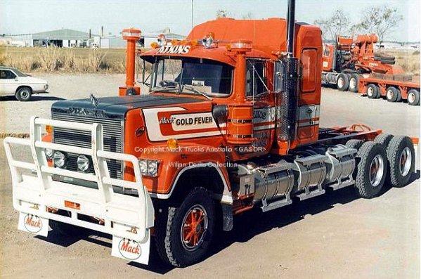 Mack Superliner I Atkins, Australia - American Trucks ...