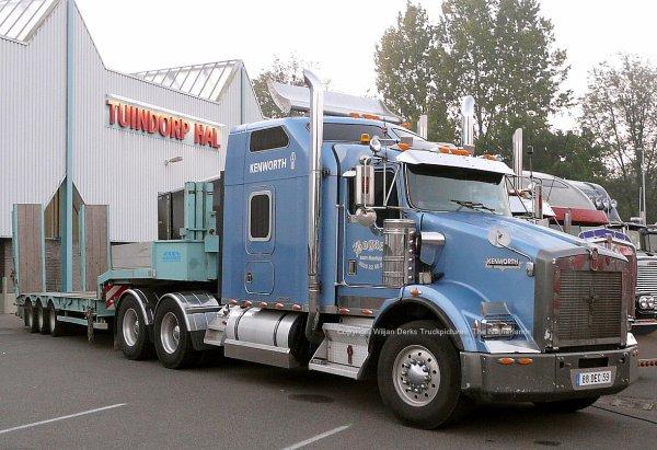 kenworth t800 bogaert duncerque france american trucks camions us. Black Bedroom Furniture Sets. Home Design Ideas