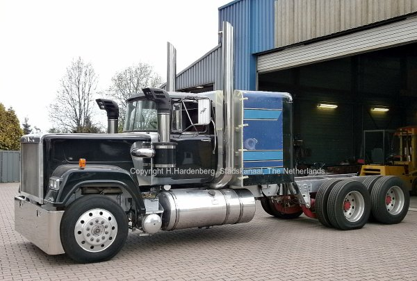 MackMuppet's blog - Page 311 - American Trucks - Camions ...