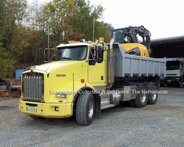 kenworth t800 perigueux france american trucks camions us. Black Bedroom Furniture Sets. Home Design Ideas