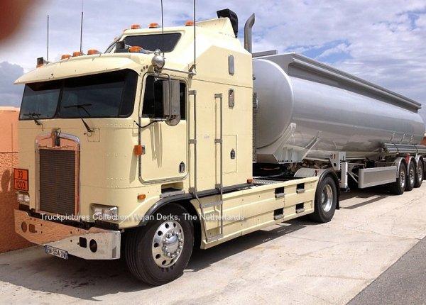 kenworth k100e aerodyne 4x2 for sale at scania mediterranee noves france american trucks. Black Bedroom Furniture Sets. Home Design Ideas