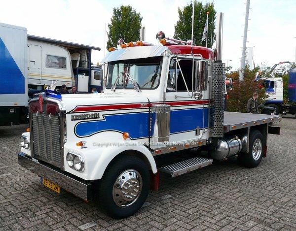 Kenworth W900 mini, Zeeman, The Netherlands at Mackday 2014
