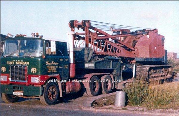 Mack F700 Morgan Coychurch Bridgend Mid Glaim, United Kingdom