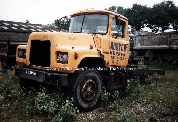 Mack DM600 Horyon Nuenen, The Netherlands