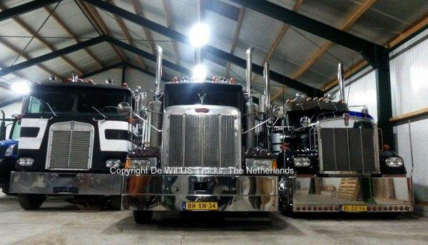 US Trucks for sale at De Wit in Callantsoog, The Netherlands