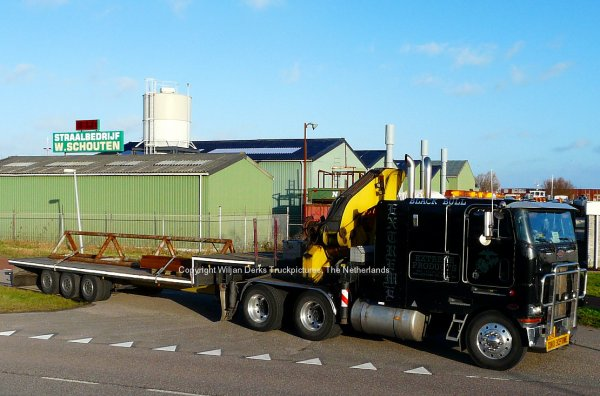 Peterbilt 362 Extreme Products, The Netherlands