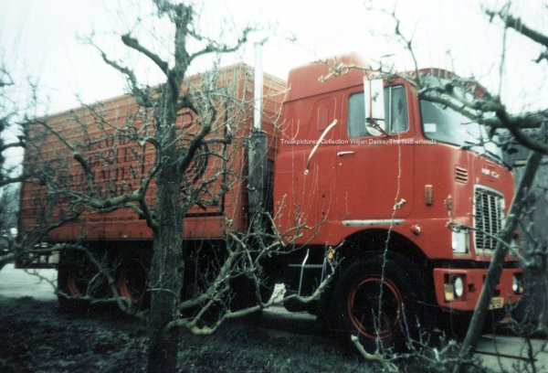 Mack F700 Schrooder, Den Helder, The Netherlands