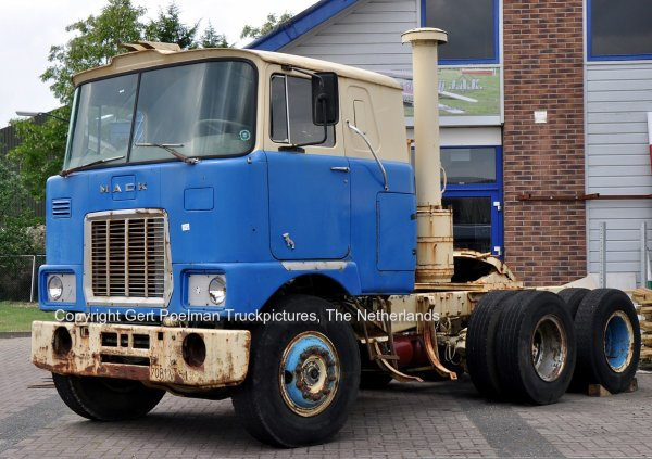 Mack F700 Ex Borca, Schildwolde, The Netherlands