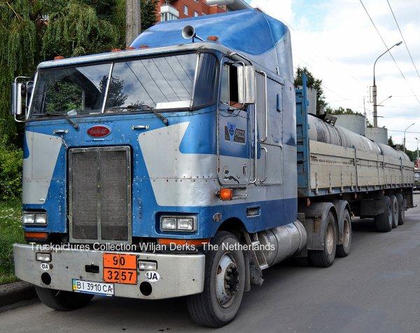 Peterbilt 362 Asco Ukraine