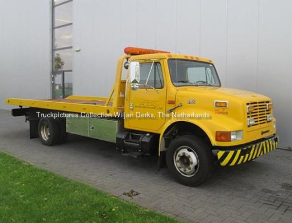 International 4700DT466 Hulleman, Marknesse, The Netherlands