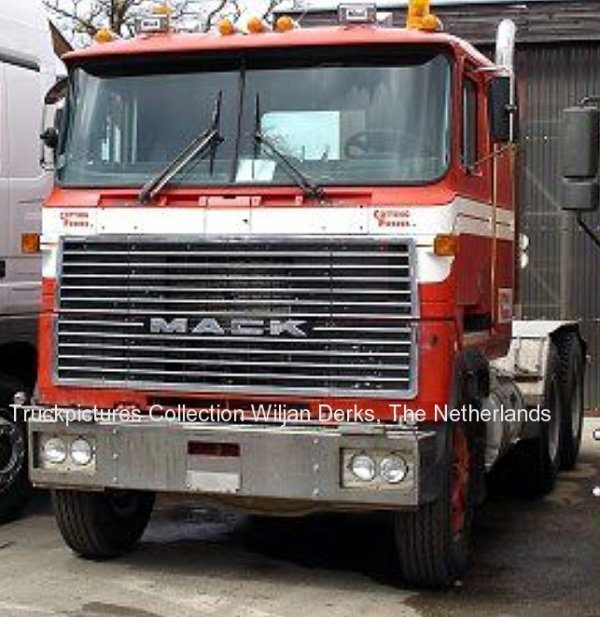 Mack MH613 Ultraliner Ex Cotting for sale in Hamburg, Germany