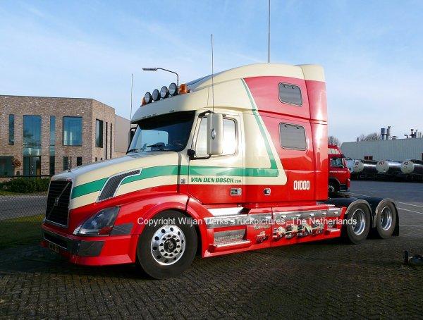 Volvo VN Van den Bosch, Erp, The Netherlands