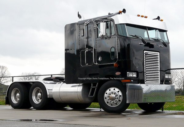 US Heavy Duty Truck Owners Club, The Netherlands