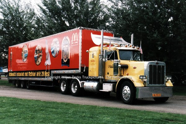 Peterbilt 359 Hoofs, Best, The Netherlands