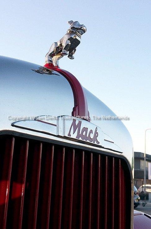 Mack B85 Firetruck Van Eerd, Veghel, The Netherlands