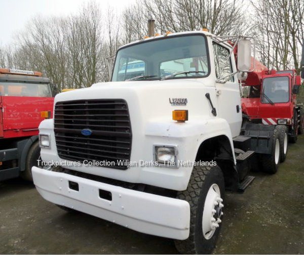 Ford L8000 Bakri, Dortmund, Germany