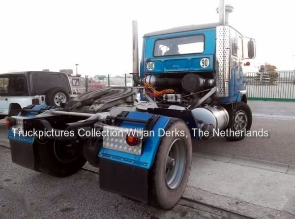 Mack F785T 4x2 1976 for sale for 6000 euro at Daffy Dragraces, France