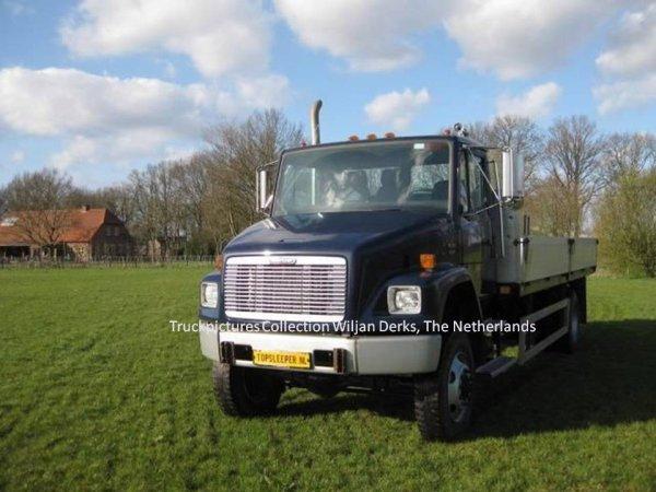 Freightliner FL70 4x4, Hulsel, The Netherlands