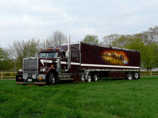 Western Star 4900 Holkema, Brielle, The Netherlands