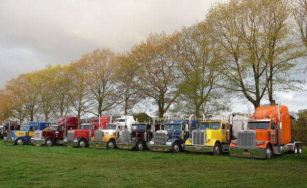 Peterbilt 379 Versantfoort, Handel, The Netherlands