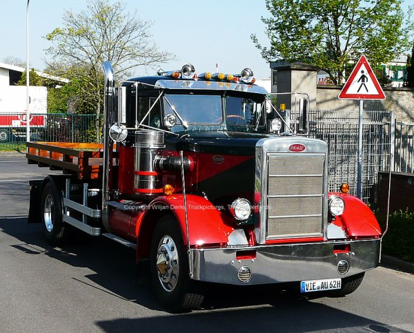 Peterbilt 281 Needle Nose, Andreas Buchs, Vierssen, Germany