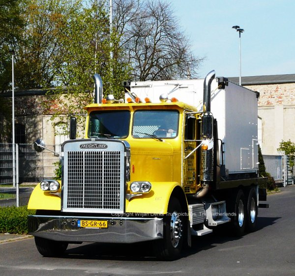Freightliner Classic Ages Veldman, Eindhoven, The Netherlands