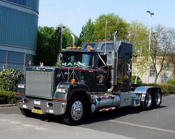 Mack Superliner Liberty Rene Pieterse, Schijndel, The Netherlands