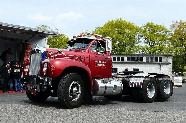 Mack B61 Wijers, Vortum-Mullem, The Netherlands