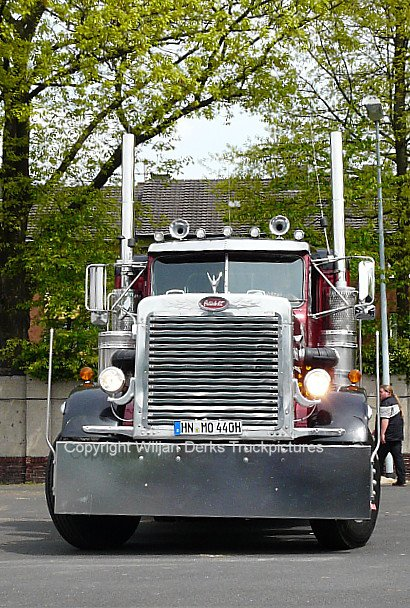 Peterbilt 359 MoFix Veit, Bad Rappenau, Germany