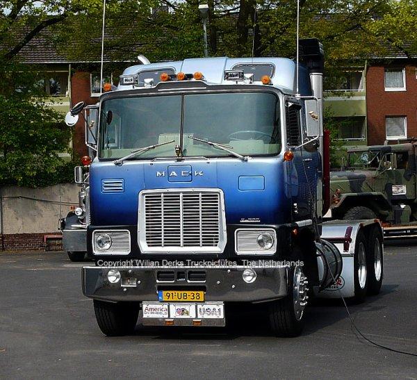 Mack F786ST Gijsbers, Loosbroek, The Netherlands