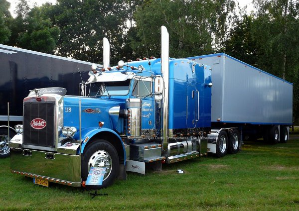 Peterbilt 359 Welleman, Goes, The Netherlands