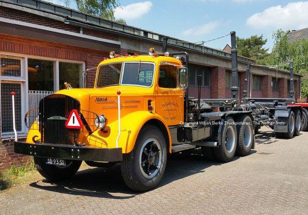 Mack NR Gaffert, Veghel, The Netherlands