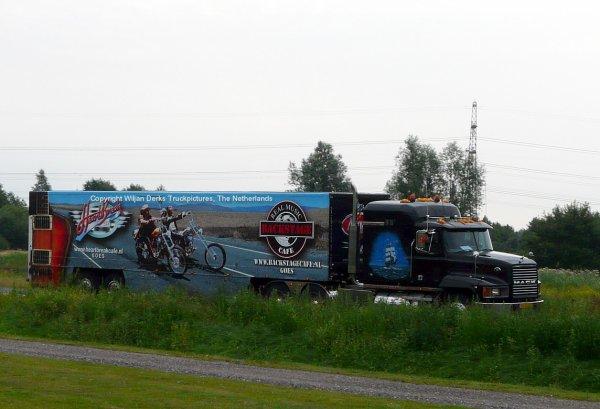 Mack CH613 Woortman, Groningen, The Netherlands