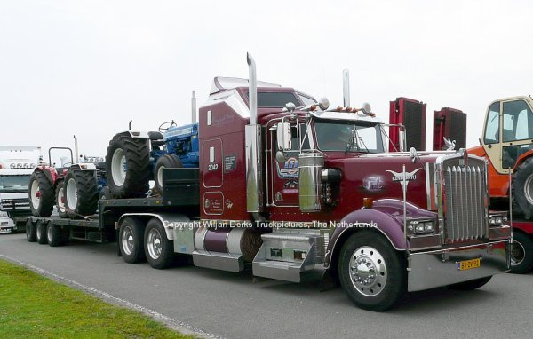 Kenworth W900 Neeleman Wildervank, The Netherlands