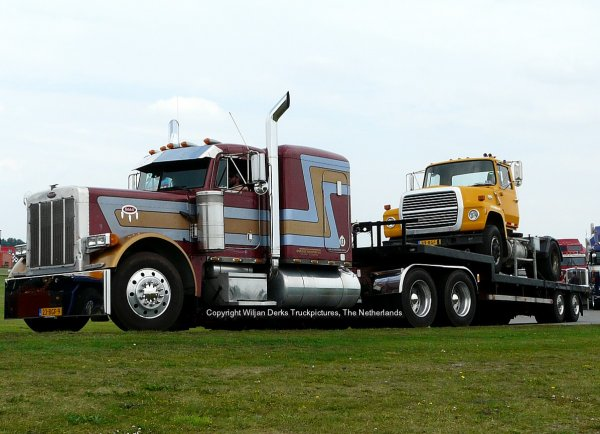 Peterbilt 379 De Wit, Callantsoog, The Netherlands